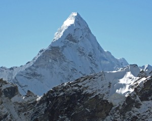 Ama Dablam from the northwest